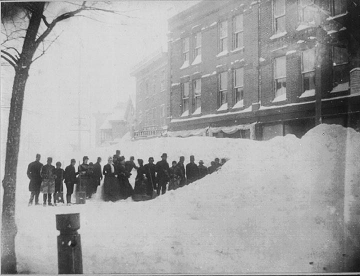 1888 - Main Street, Chatham, NY