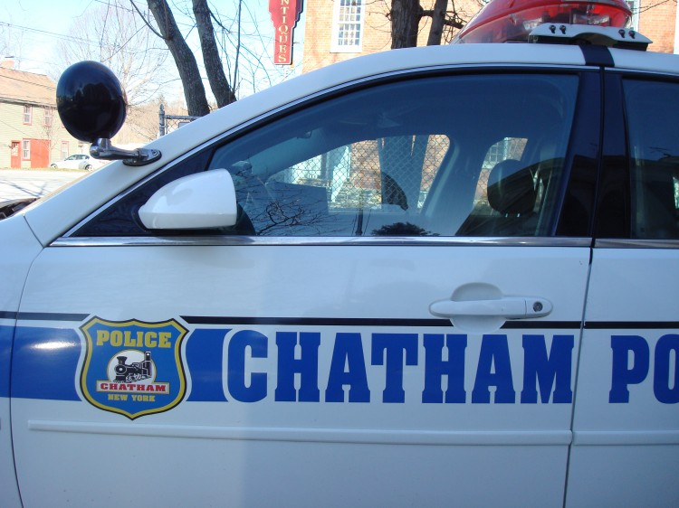 chatham police car