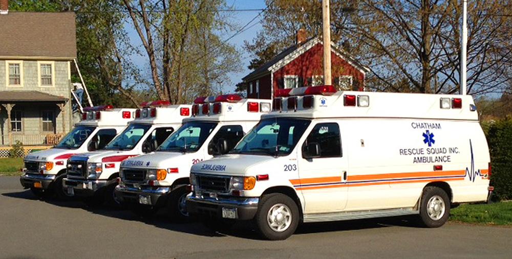 chatham rescue squad