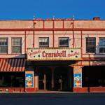 Crandell Theater, est.1926, Main Street, Chatham