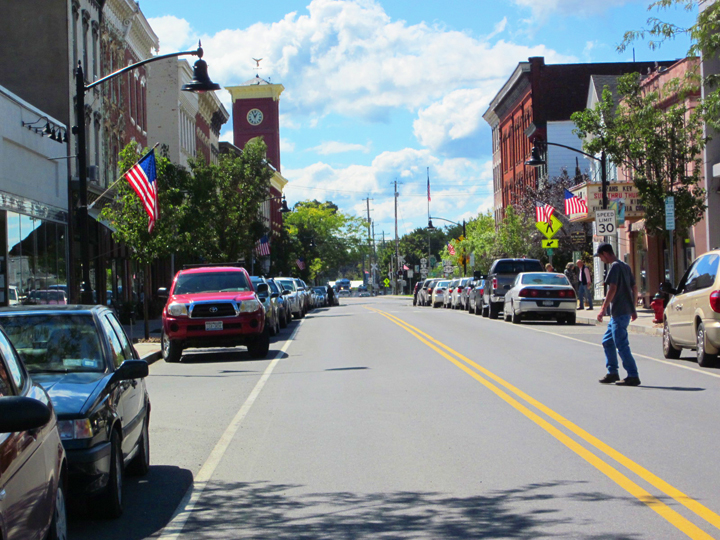 Chatham Main Street scene
