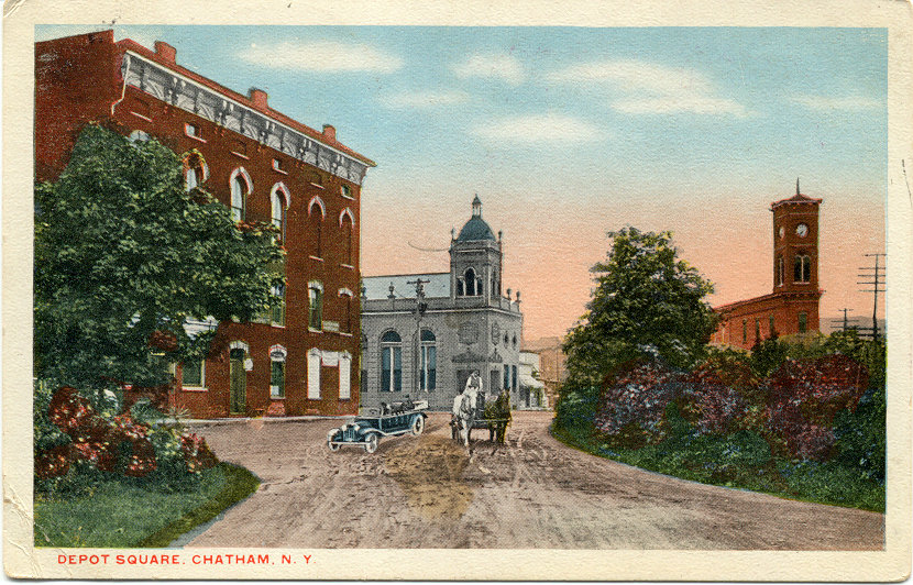 History Of The Village Of Chatham Ny Steve Oberon And