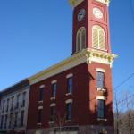 Chatham clocktower